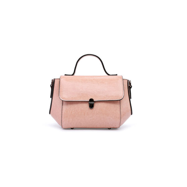 Womens Small Leather Crossbody Bags Leather Shoulder Bag Purses for Women Satchel bag designer