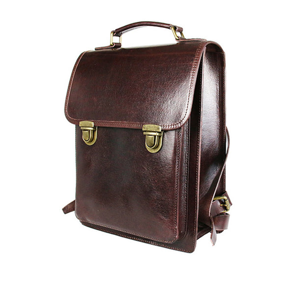 Womens Square Leather Fashion Backpack Trendy Backpacks Book Bag Purse for Women Cool