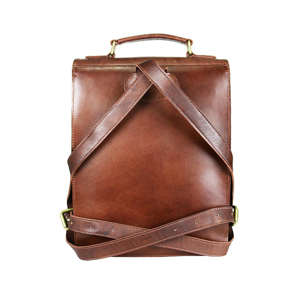 Womens Square Leather Fashion Backpack Trendy Backpacks Book Bag Purse