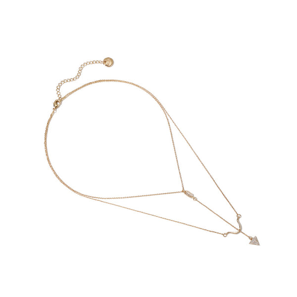 Y-Necklace Gold Fashion Jewelry Accessories Women cool