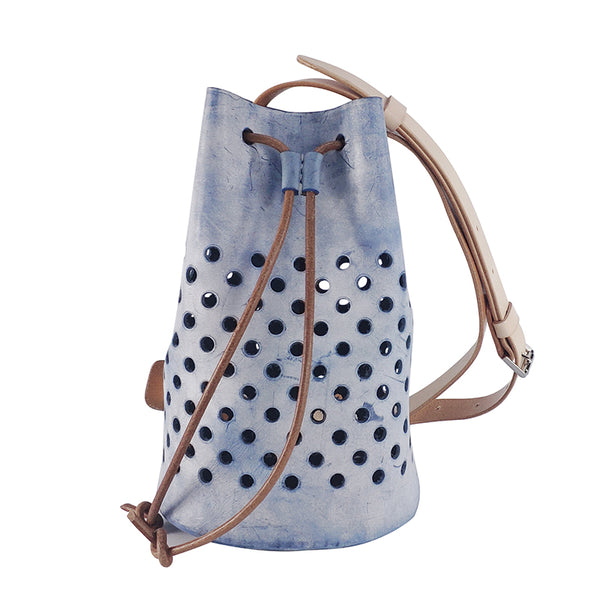 ladies handmade Waxed leather crossbody bag crossbody sling bag for women Original