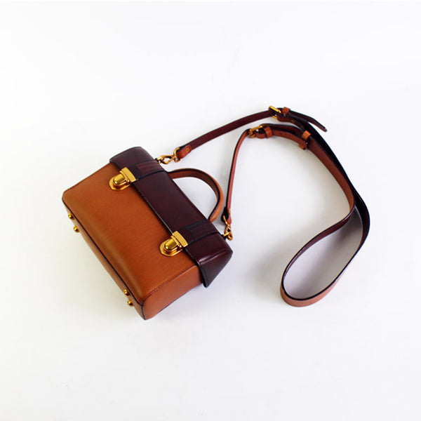 vintage Handmade Leather Crossbody Shoulder Bags Case Purses Accessories Gifts Women cool