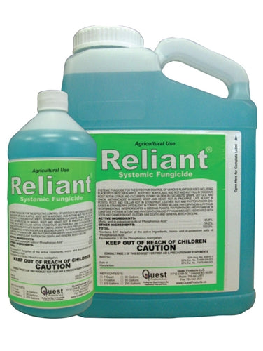 Reliant Systemic Fungicide 2.5 Gallon