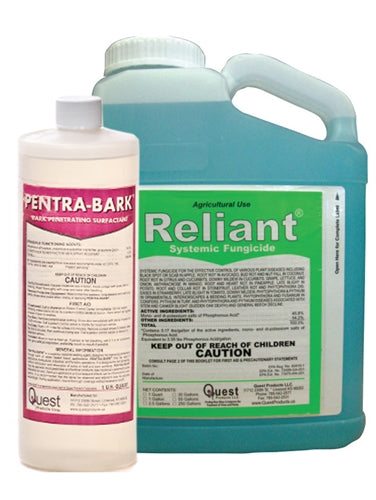 Reliant 2.5 Gallon & Pentra-Bark 1 qt Combo