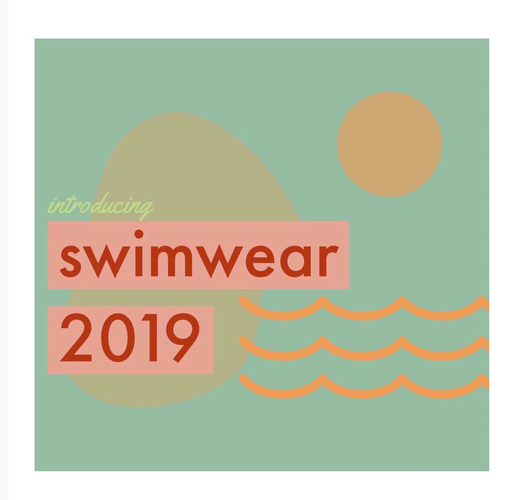 2019 Swimwear Launch!