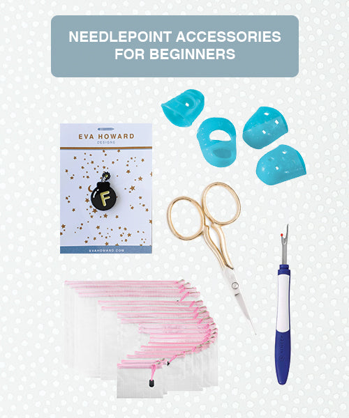 Top 5 Accessories for Needlepoint Beginners