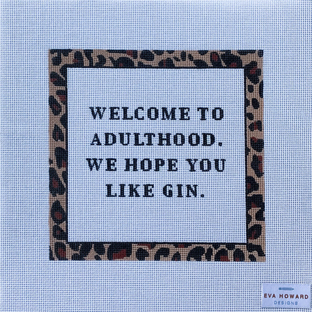Adulthood - Gin