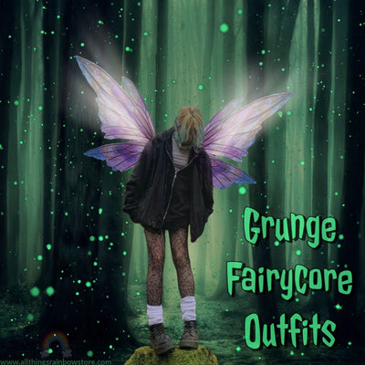Top Grunge Fairycore Outfits