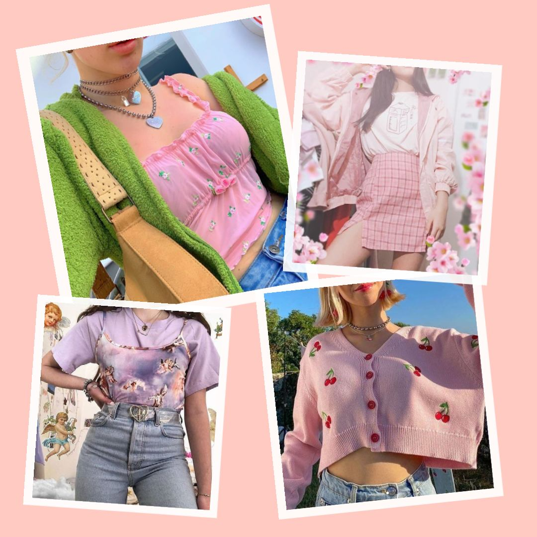 soft girl outfits