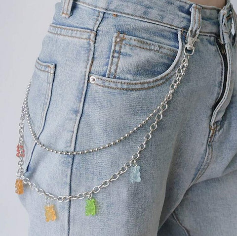 gummy bear belt chain