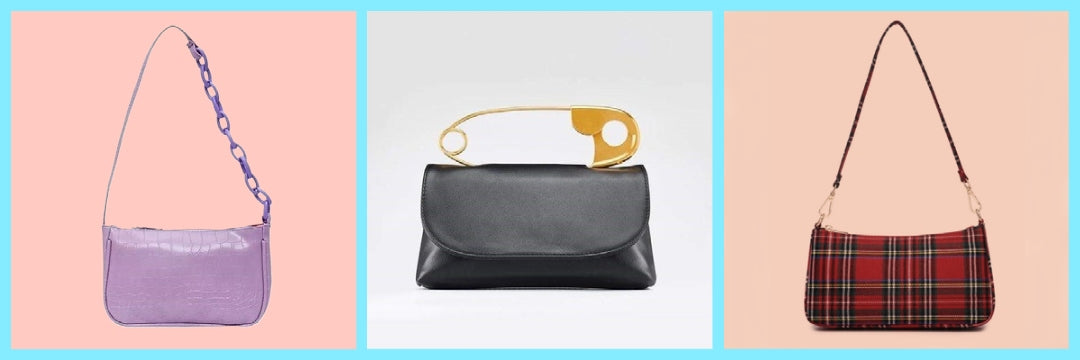 90's vintage style bags