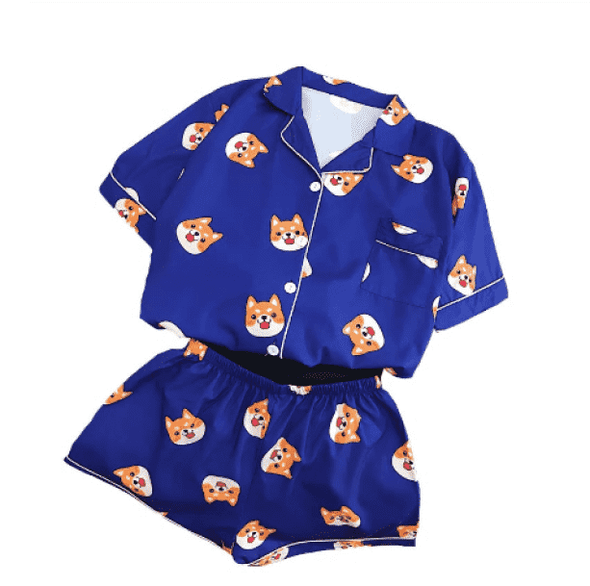 Sleeping Fox Pajama - All Things Rainbow