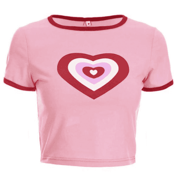 The Power Of Love Tee - All Things Rainbow