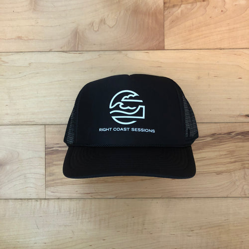 Right Coast Sessions - Mesh Trucker Hat