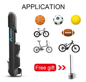 Portable Bicycle Air Pump