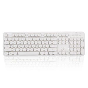 Luminous Backlit Multimedia Ergonomic Gaming Keyboard and Mouse