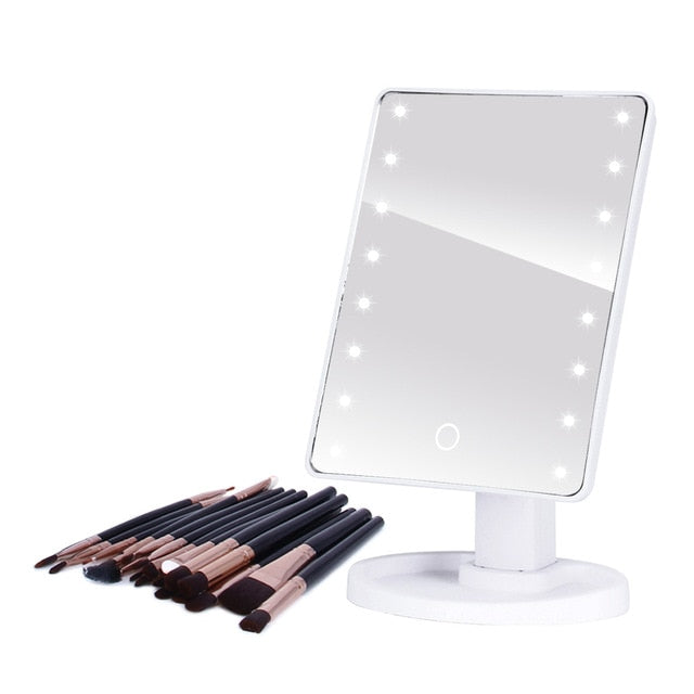 LED Professional Makeup Mirrors