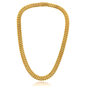 "14ct Hollow Italian 17"" Chain"