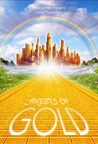Streets Of Gold (Pre-Order)