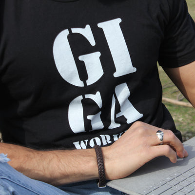 Giga Worker Unisex T-Shirt
