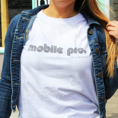 Mobile Pro Tee