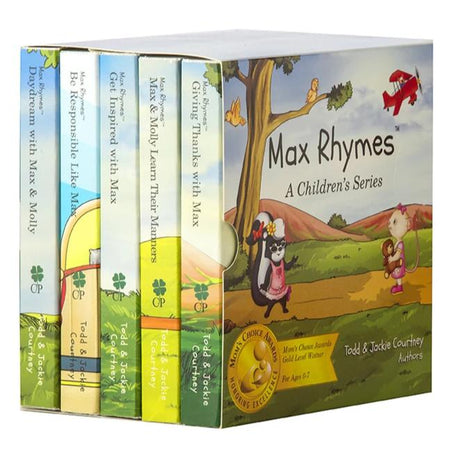 Board Book Set <br> (Ages 0-4)