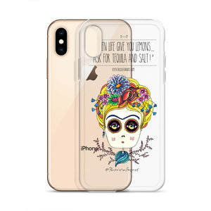 iPhone Case tekila