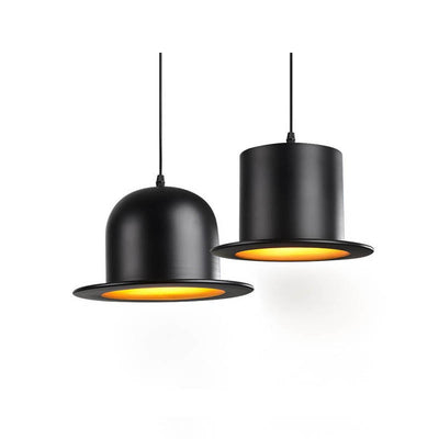 Modern Attractive Pendant Lamps England Hat Lamp Coffeeshop Bar Bedroom Lights-Pendant Lights-Raypom