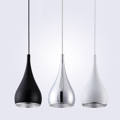 Modern Simple Pendant Lights Minimalist LED Hanging Lamp-Pendant Lights-Raypom