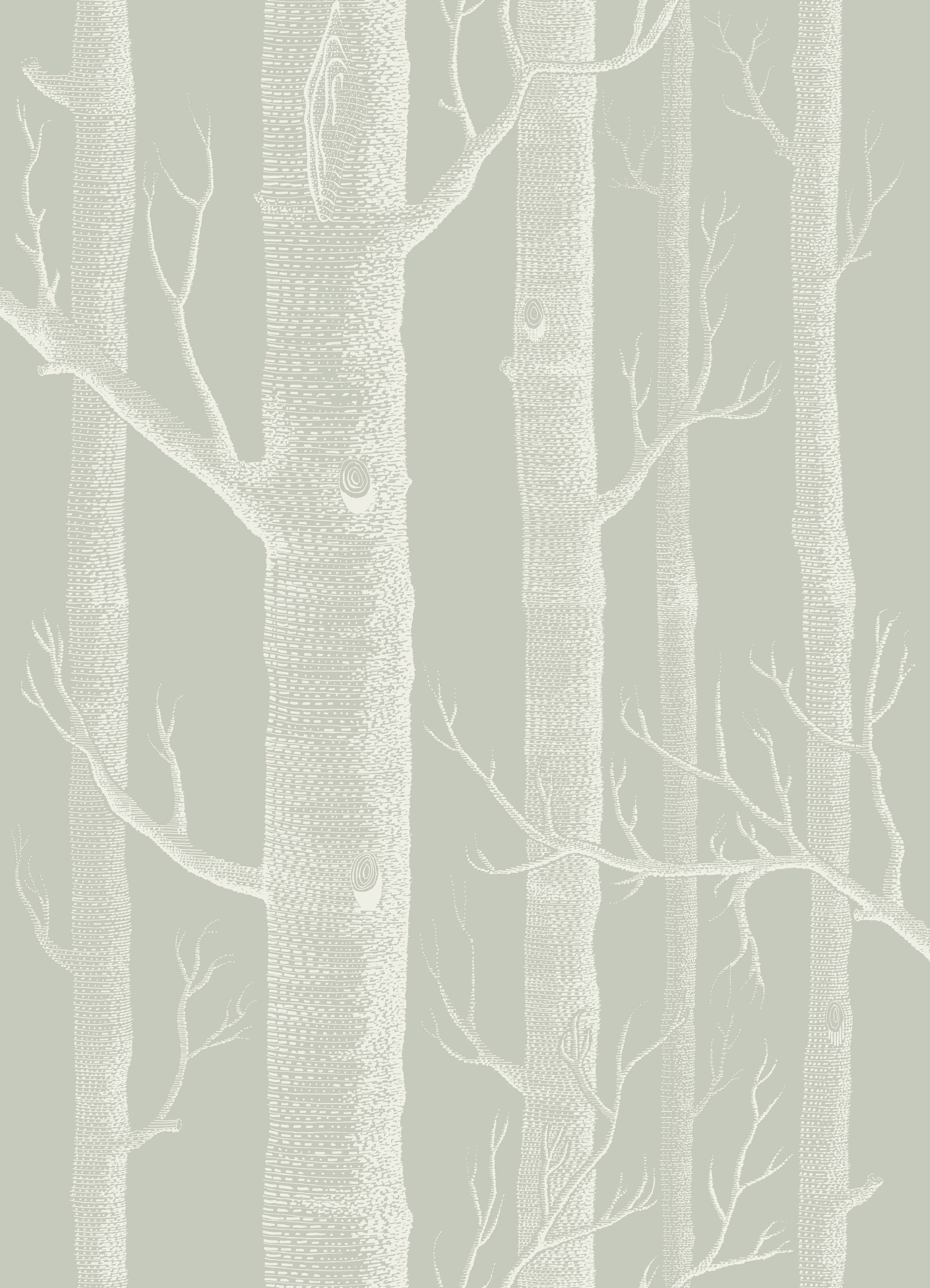 Cole And Son Woods woods icons 112/3013 wallpapercole & son