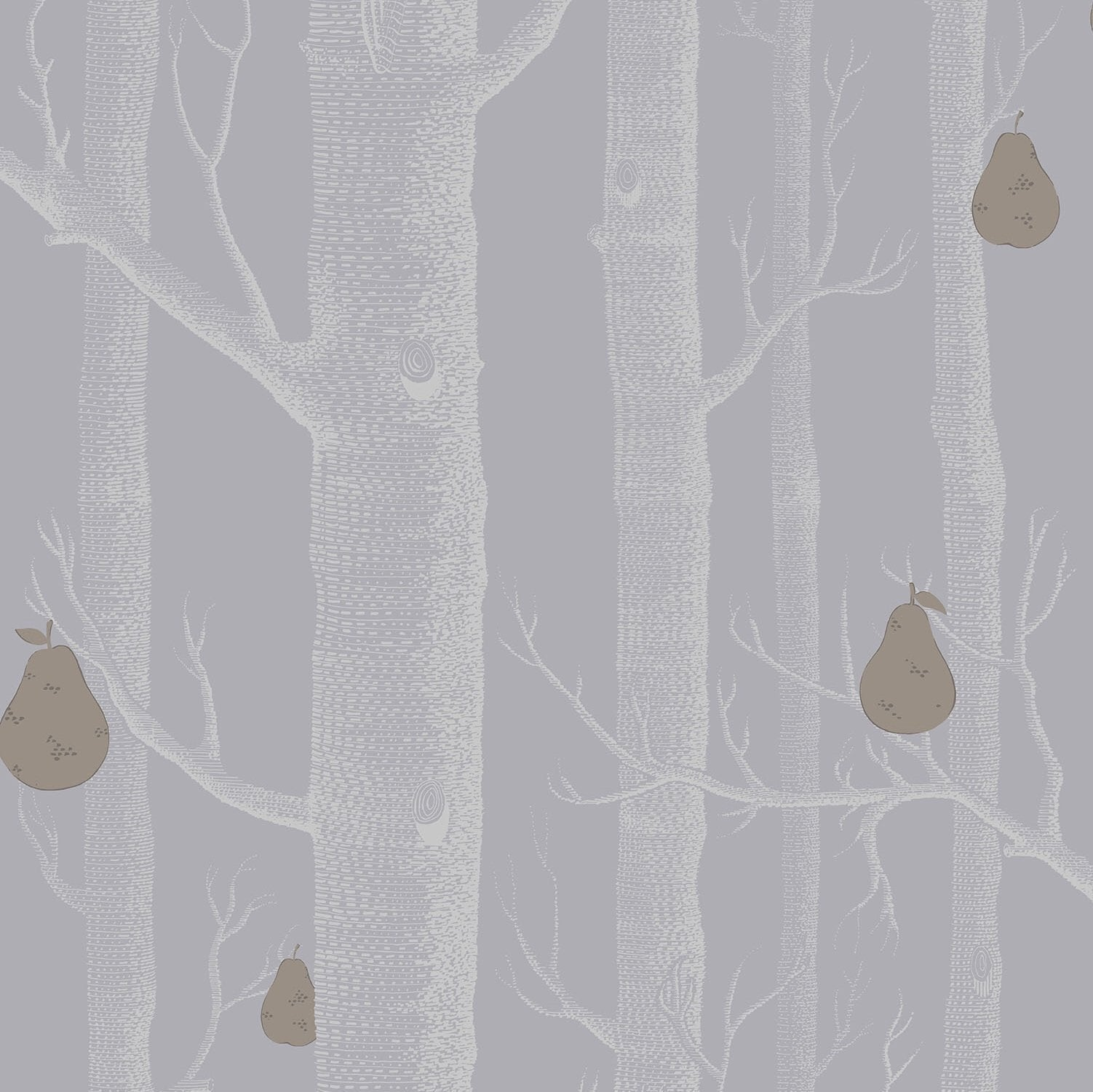 Cole And Son Woods woods & pears contemporary restyled 95/5030 wallpapercole & son