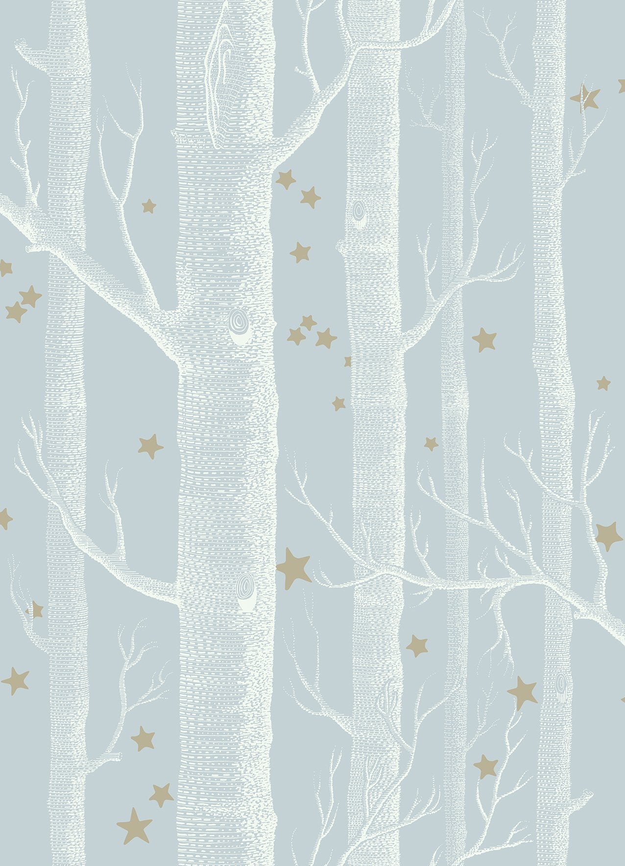 Cole And Son Woods woods & stars 103/11051 wallpapercole & son