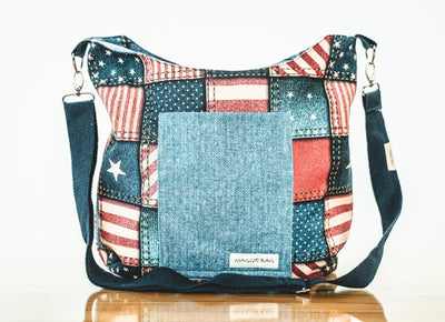 Patchwork Patriotism (Reversible)
