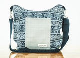 Elephant (Reversible) Large Maggie Bag