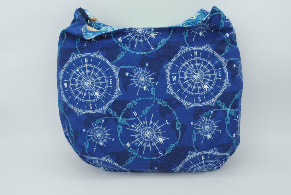 Compass Large Maggie Bag