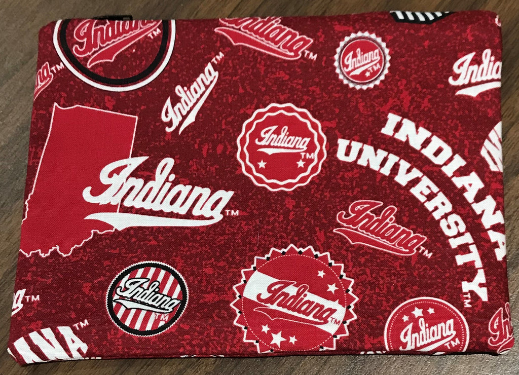 Maggie Bag Zipper Pouch - Indiana University