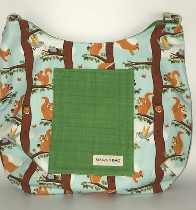 Woodland Squirrel (Reversible) - SPECIAL EVENT PRICING!!