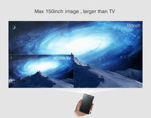Pocket LED Projector