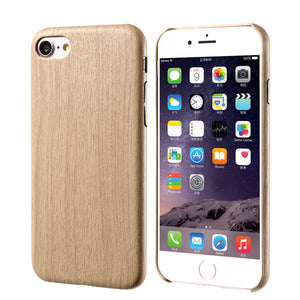 Soft Blank Wood iPhone Case