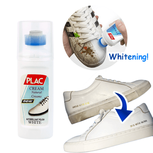 White Shoe Magic Cleaner