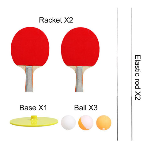 Elastic Table Tennis Trainer