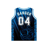 T-shirt de alças THAI DANGER _ 21BLUE