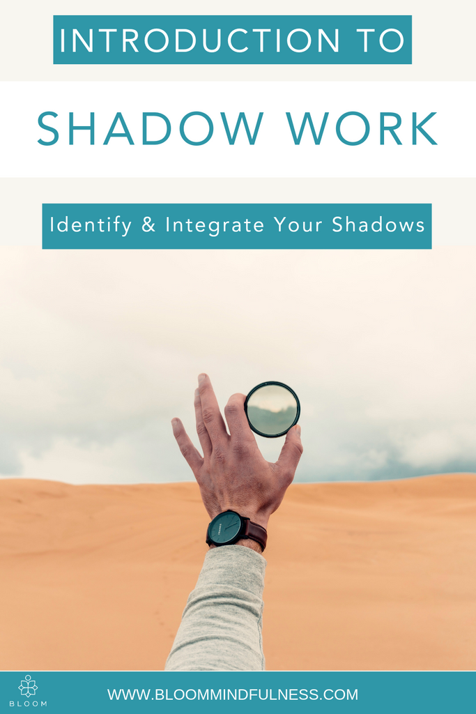 shadow work introduction and resources, integrate your shadow, what is shadow work