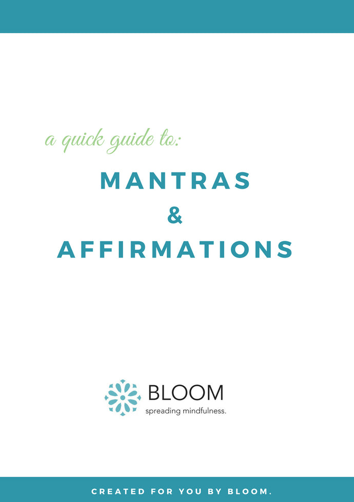 Mantra & Affirmation Guide