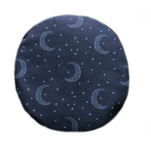 Load image into Gallery viewer, Navy Blue Moon Zafu
