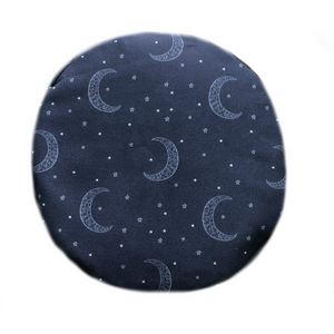 Navy Blue Moon Zafu
