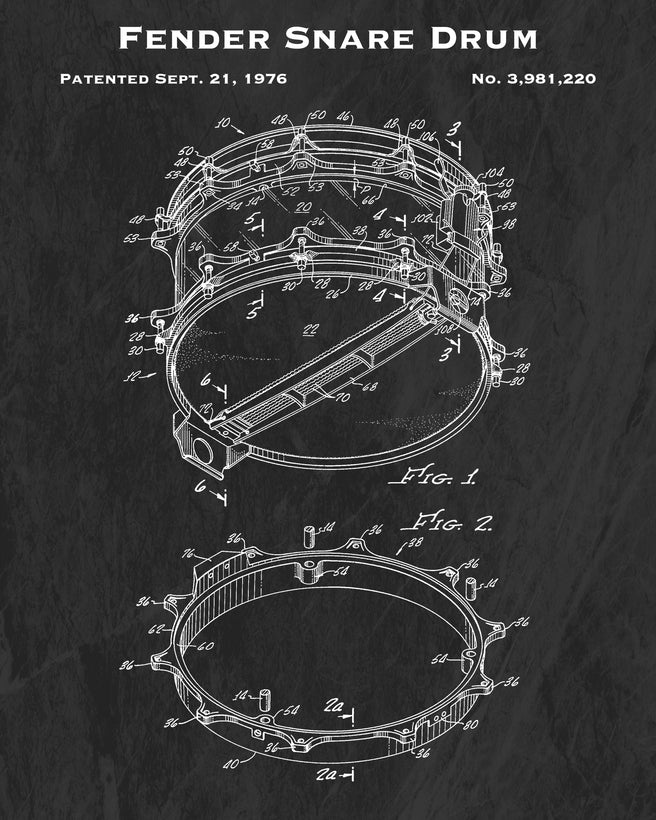 Drum Patents