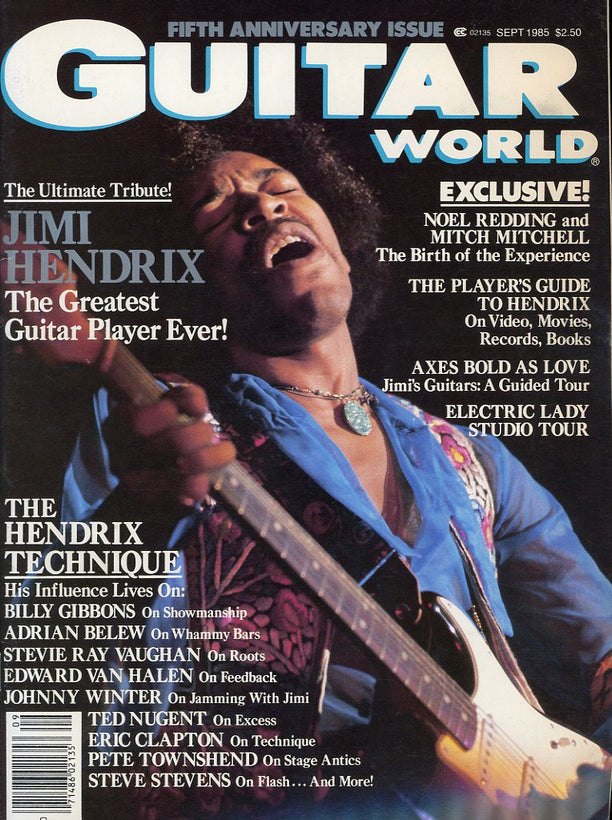 Guitar World Back Issues