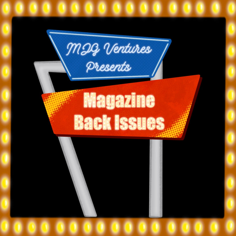 Magazine Back Issues
