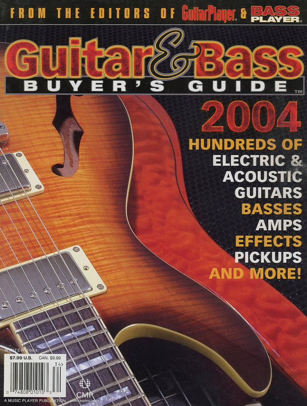 Guitar & Bass Buyer's Guide